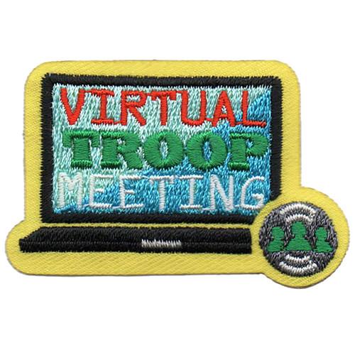 GSRV Virtual Troop Meeting fun patc