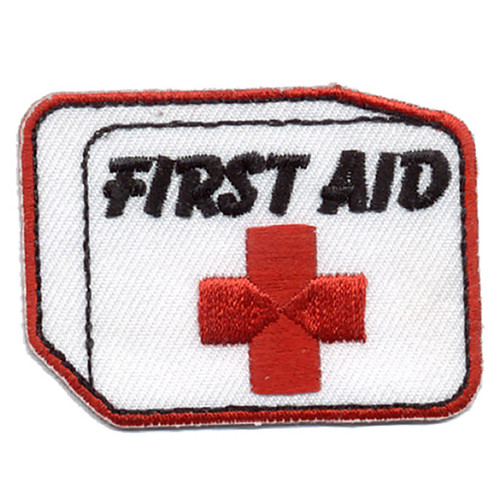 GSRV Card First Aid fun patch
