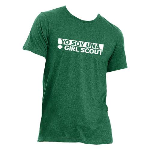 GSNWGL T-Shirt - Yo Soy Una Green