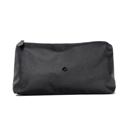 Leatherette Essentials Pouch