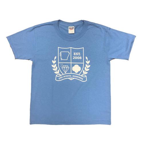 GSDAOT Council Crest Youth Shirt
