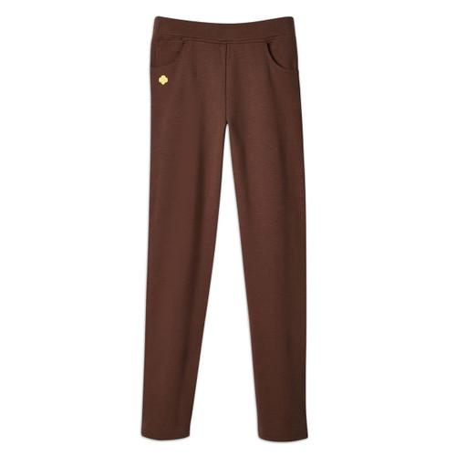 brownie slim knit pull on pants