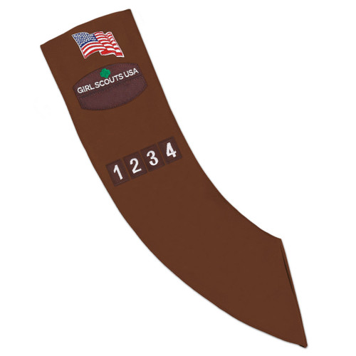 Customized Official Brownie Sash