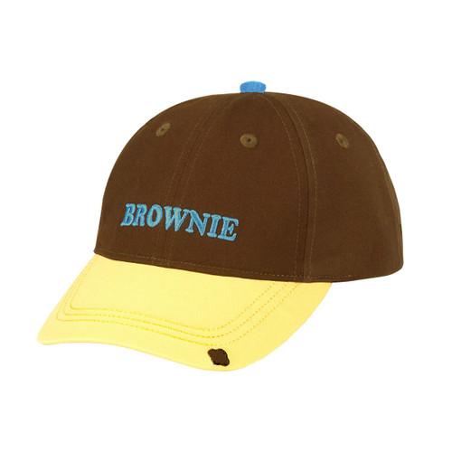 brownie baseball hat