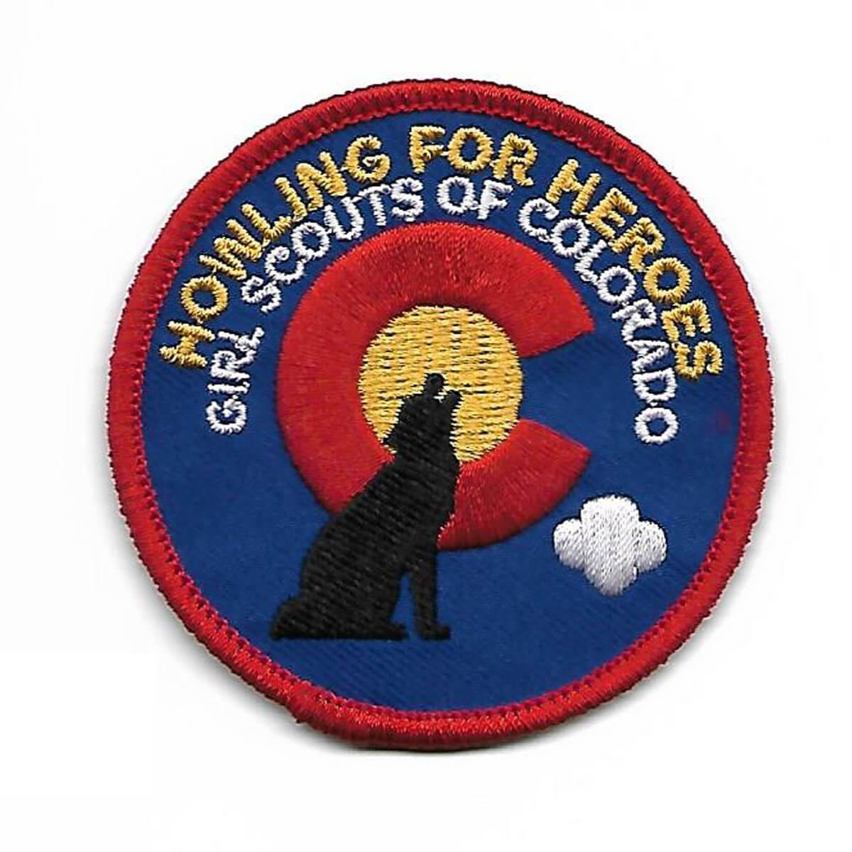 GSCO Howling for Heroes Patch