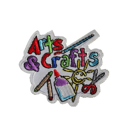 GSEIWI Arts & Crafts Fun Patch
