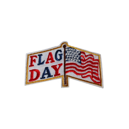GSEIWI Flag Day Fun Patch