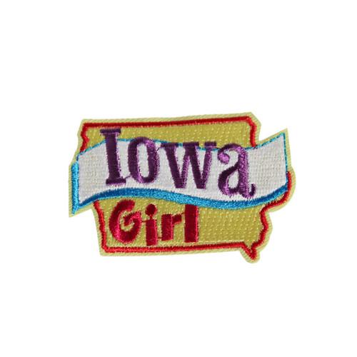 GSEIWI Iowa Girl Fun Patch