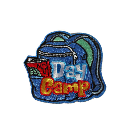 GSEIWI Day Camp Fun Patch