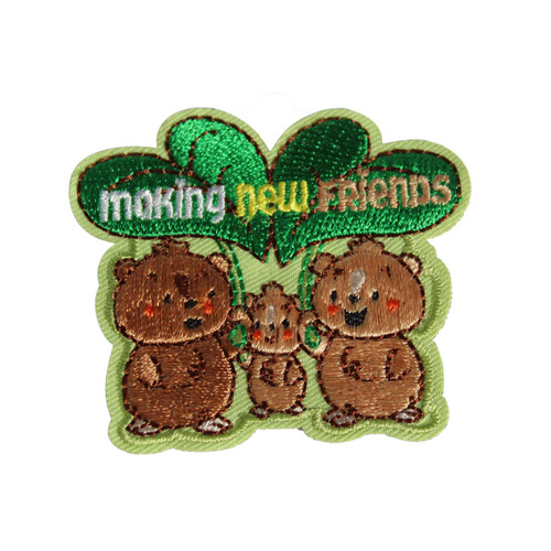 GSEIWI Making New FriendsFun Patch