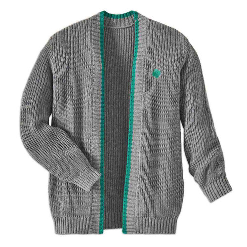 junior relaxed cardigan sweater