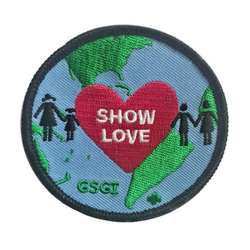 GSGI Show the Love Patch 2021