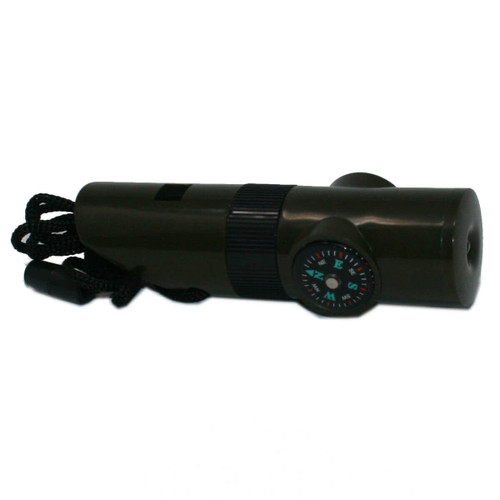 GSSN 7-in-1 Survival Whistle