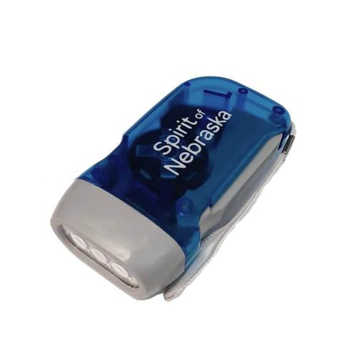 GSSN Hand Crank Flashlight
