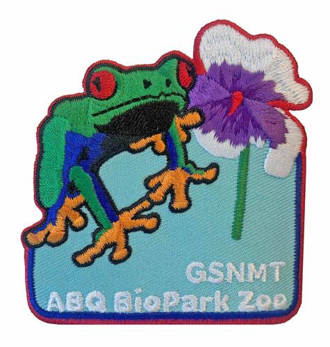 GSNMT ABQ Biopark Patch, Amphibians