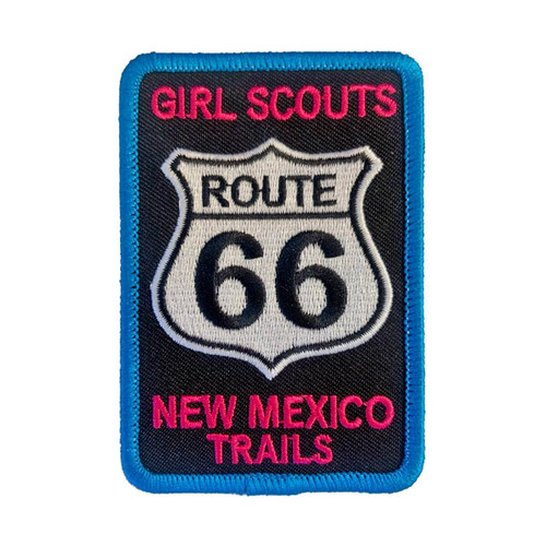 GSNMT Route 66 Patch
