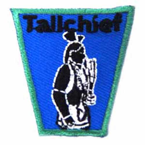 GSEOK Camp Tallchief Patch