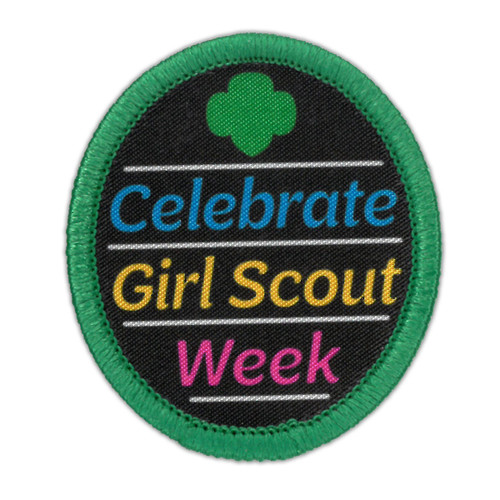 2018 Celebrate Girl Scout Week Sew-