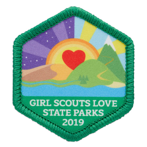 Girl Scouts Love State Parks