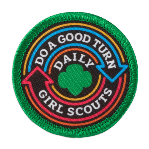 Do a Good Turn Daily Sew-On Patch