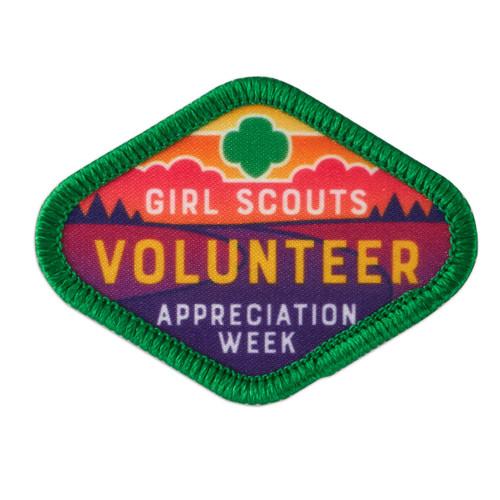 Volunteer Appreciation Week Sew-On