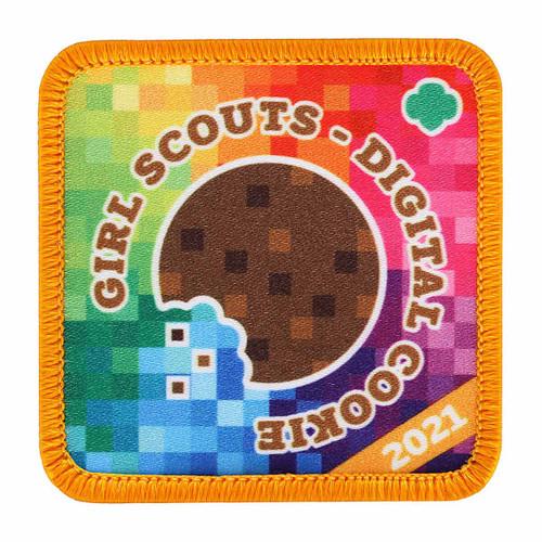 2021 Digital Cookie Patch