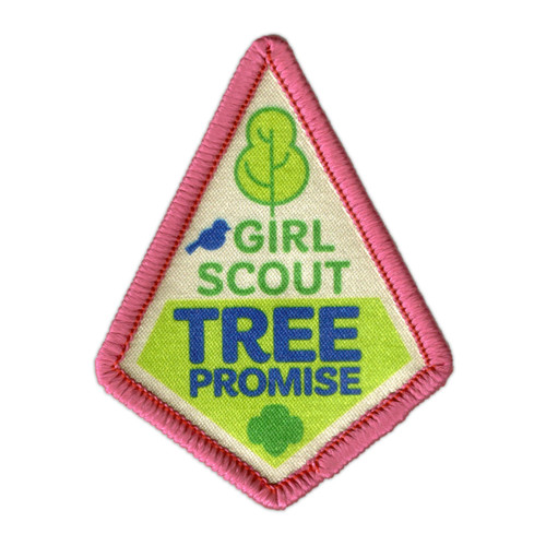 2021 Tree Promise Sew-On Patch