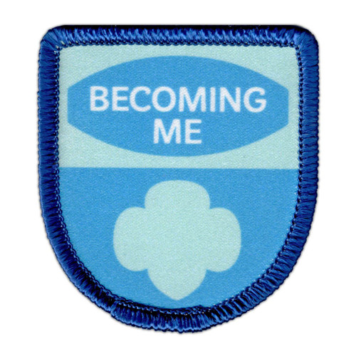 Becoming Me Patch