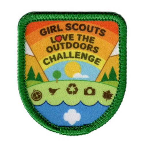 Girl Scouts Love the Outdoors