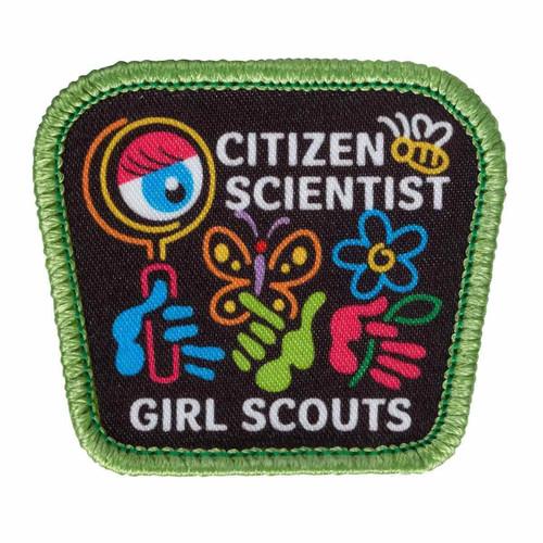 Citizen Scientist Sew-On Patch