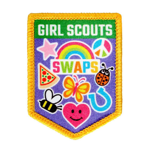 SWAPS Fun Sew-On Patch