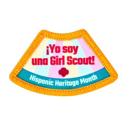 girl scout hispanic heritage month