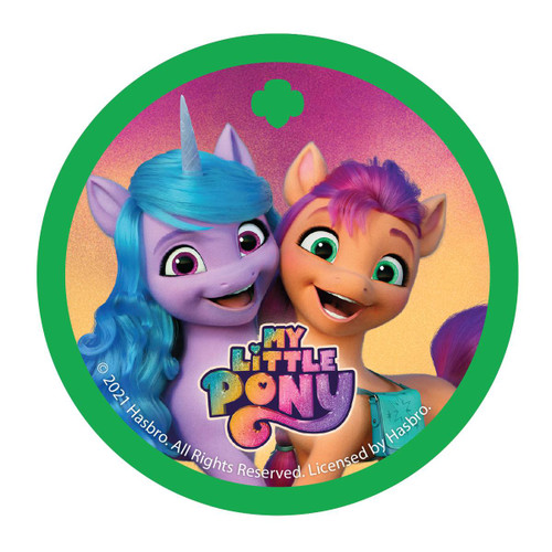 My Little Pony Sew On Patch