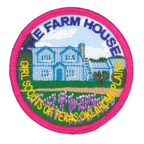 GS-TOP Farm House Patch