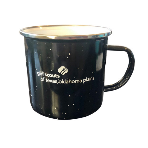 GS-TOP Camp Mug Black