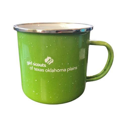 GS-TOP Camp Mug Lime