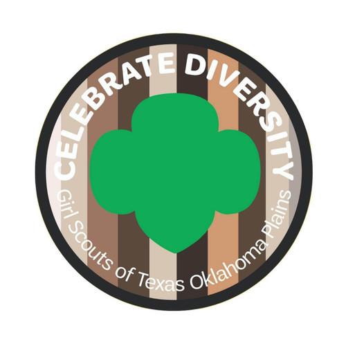 GS-TOP Celebrate Diversity Patch PR