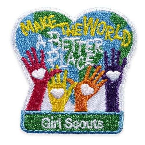 Make the World a Better Place patch