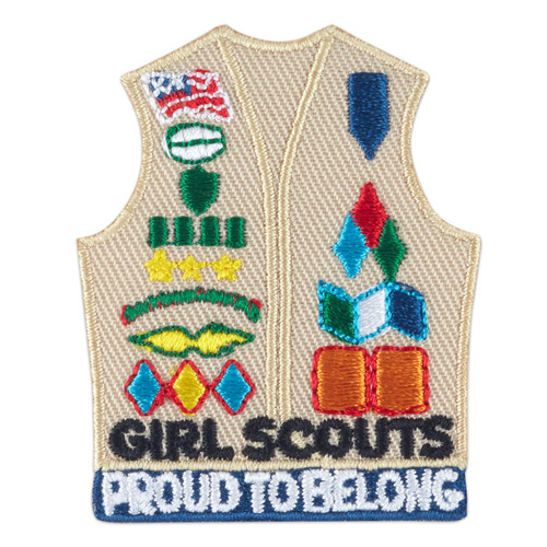 Vest Fun Patch