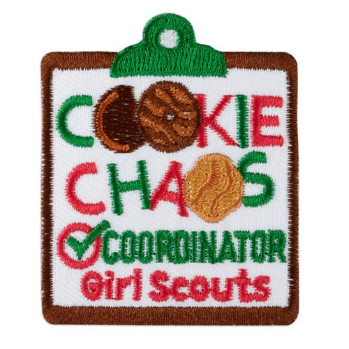 Cookie Chaos Coordinator Iron-On