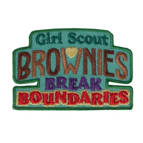 brownies break boundaries