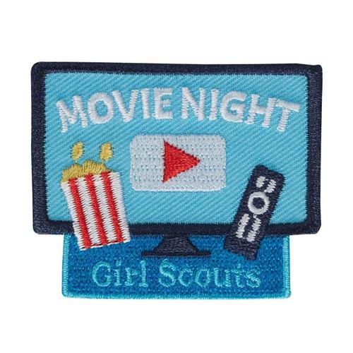 movie night tv patch