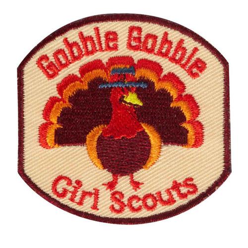 gobble gobble patch