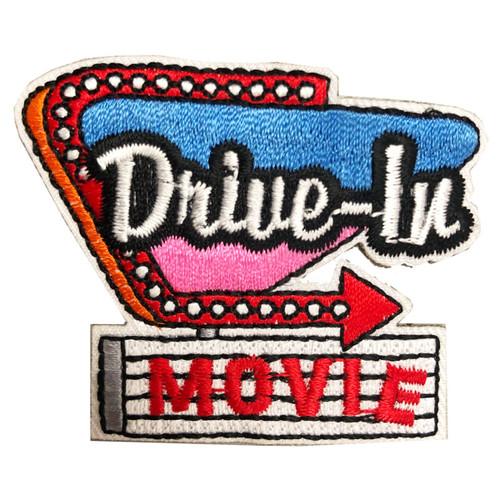 GSSJC Drive-In Movie Patch