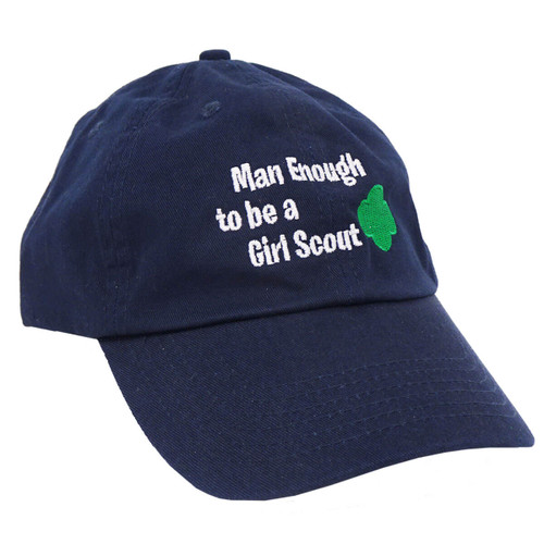 GSSJC Man Enough Hat