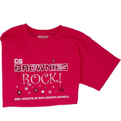 GSSJC Camo Brownies Rock