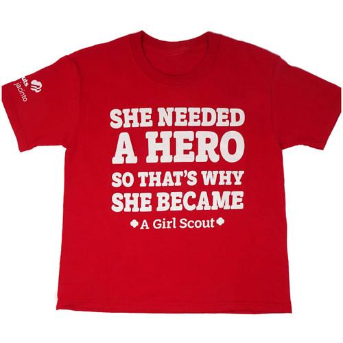 GSSJC GS Hero Shirt