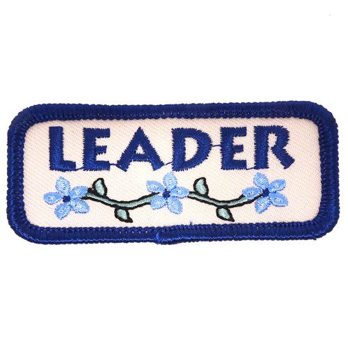 GSSJC Leader Patch
