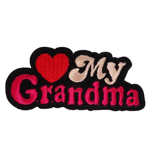 GSSJC Love My Grandma Patch
