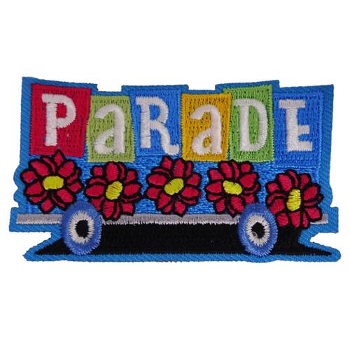 GSSJC Parade Patch